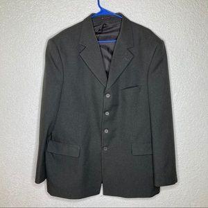 """PIRO BRANO Sport Coat Jacket 26"""" Flat Lay"""